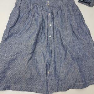 00fe06ecc83 MALVIN Dresses - Malvin Hamburg Germany 100% linen dress -C5